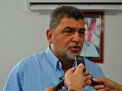 Vice-presidente do PT divulga solidariedade a João Azevedo