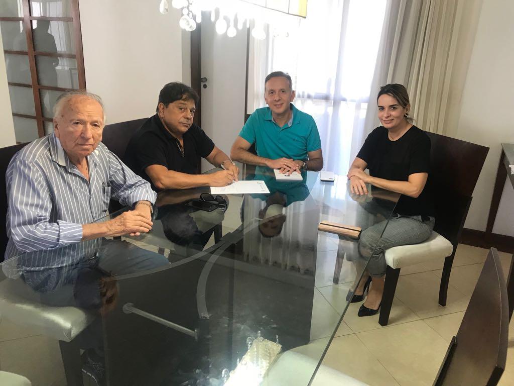 Ricardo Marcelo deixa MDB e ingressa no PP