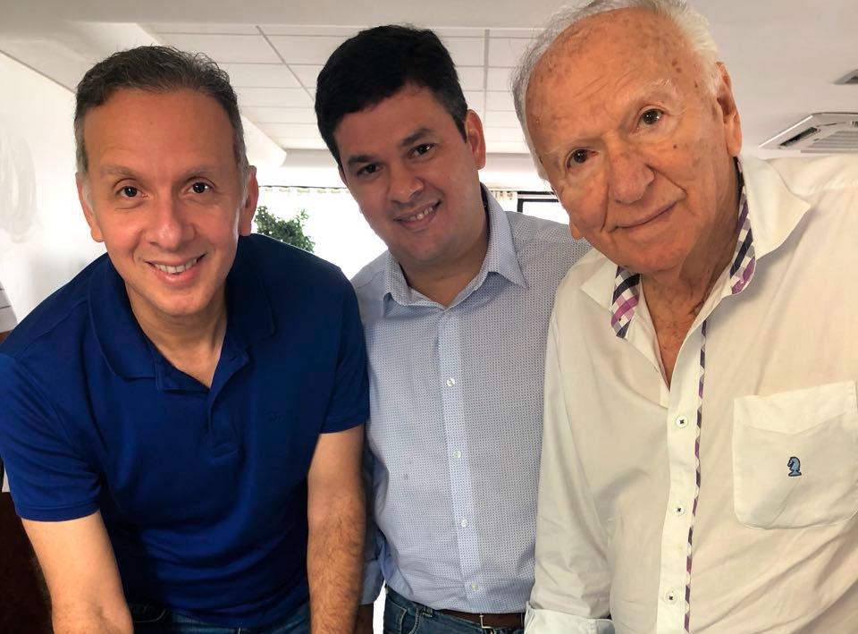 Hiltinho Souto Maior ingressa no PP, a convite dos Ribeiro
