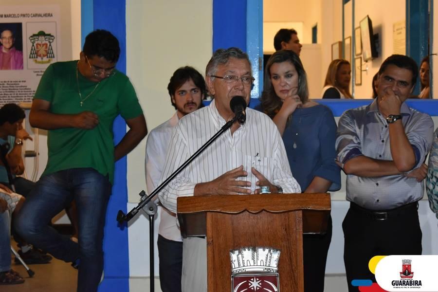Câmara de Guarabira emite nota após AVC do prefeito Zenóbio Toscano
