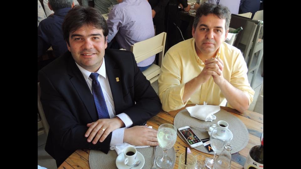 PRTB deixa base do governo e firma aliança com Lucélio