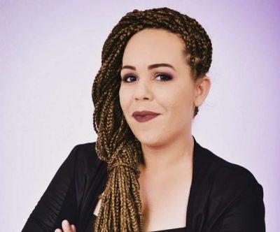Rapper paraibana repreende apresentador por criticar mulheres que não pintam as unhas