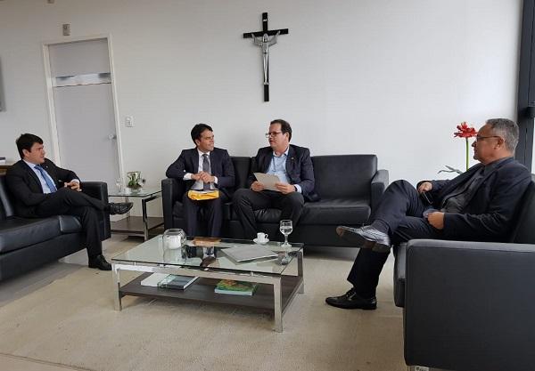 MPPB e TCE reforçam parceria no combate à corrupção na gestão pública