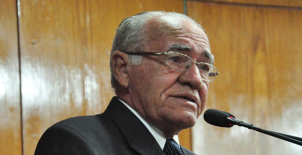 Morre coronel Marcílio Pio Chaves, pai do comandante-geral da PM da Paraíba