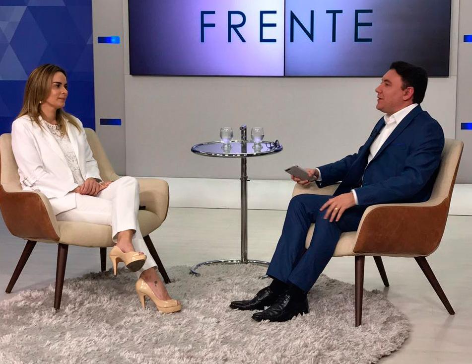 Daniella Ribeiro anuncia que é pré-candidata ao Senado Federal