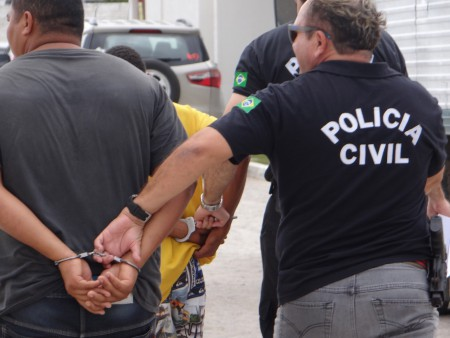 Polícias Civil e Militar fazem operação em JP para prender suspeitos de assassinatos