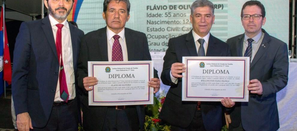 Morre, aos 57 anos, o vice-prefeito afastado de Cabedelo, Flávio Oliveira