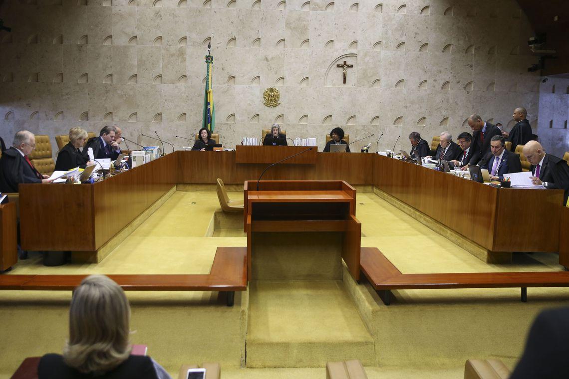 Maioria do STF aprova proposta de reajuste de 16,38% para magistrados