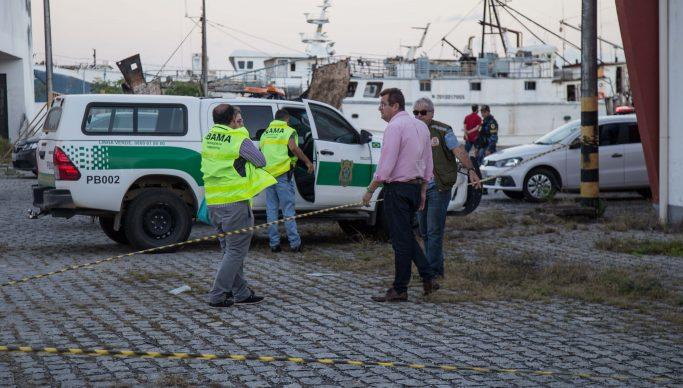 MPPB  investiga vazamento de amônia no terminal pesqueiro de Cabedelo
