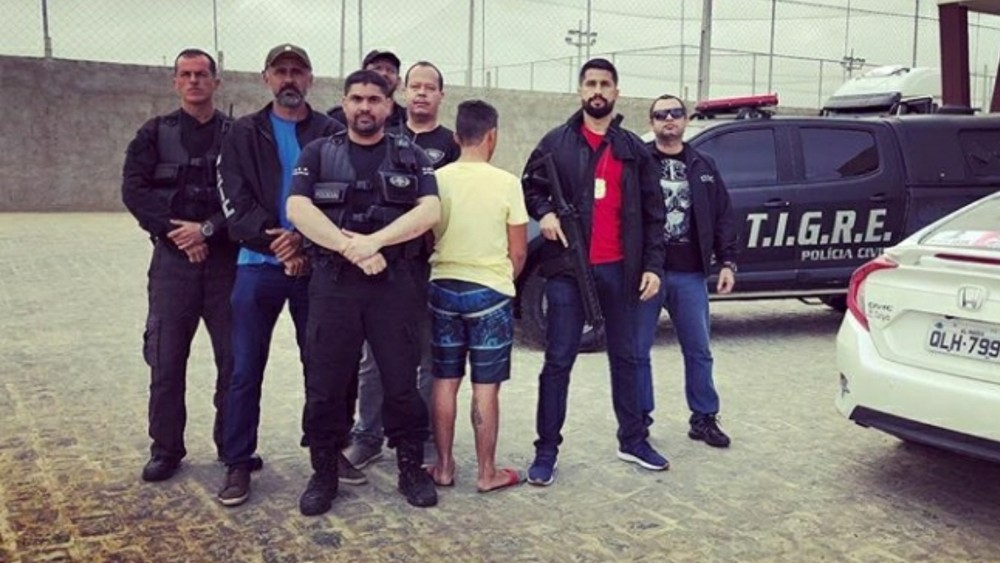 Suspeito de matar vereador em Alagoas é preso na PB e confessa crime e diz que deu 50 facadas