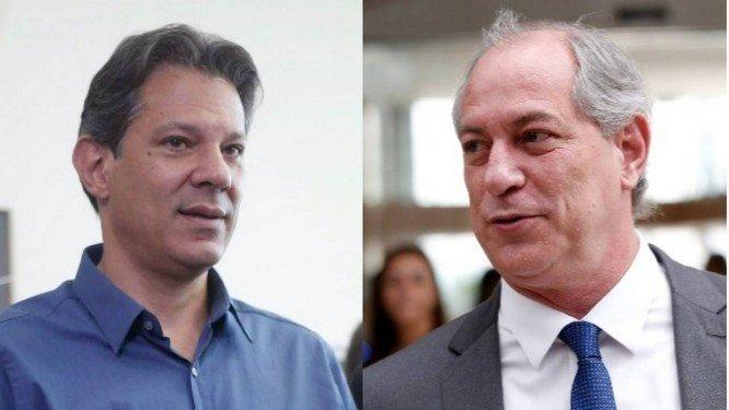 PDT anuncia apoio à candidatura de Fernando Haddad