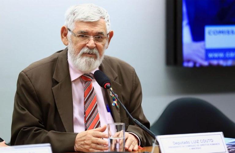 Discurso do ódio desencadeia onda de violência no país, afirma Luiz Couto
