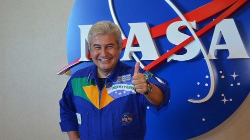 Astronauta Marcos Pontes será novo ministro da Ciência e Tecnologia