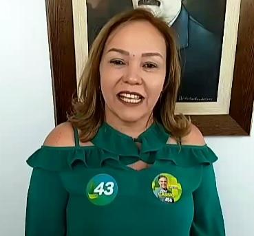 Eva Gouveia declara apoio a Bolsonaro e diz que comunicou decisão a líder do PSD