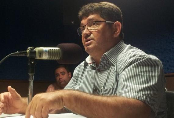 Eudes reage à perda de apoio do PT e diz ter provas de barganhas de cargos