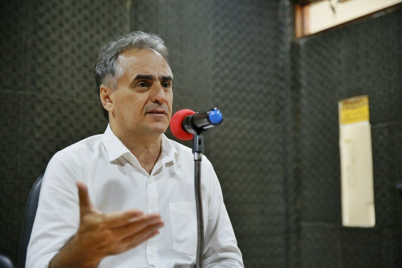 """Novo boletim informa que Lucélio permanece na UTI e """"estável"""""""