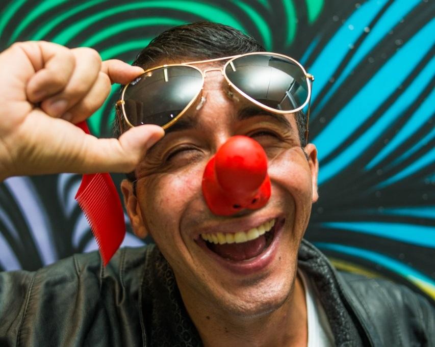 Curso de circo encerra temporada 2018 com o espetáculo Vintage