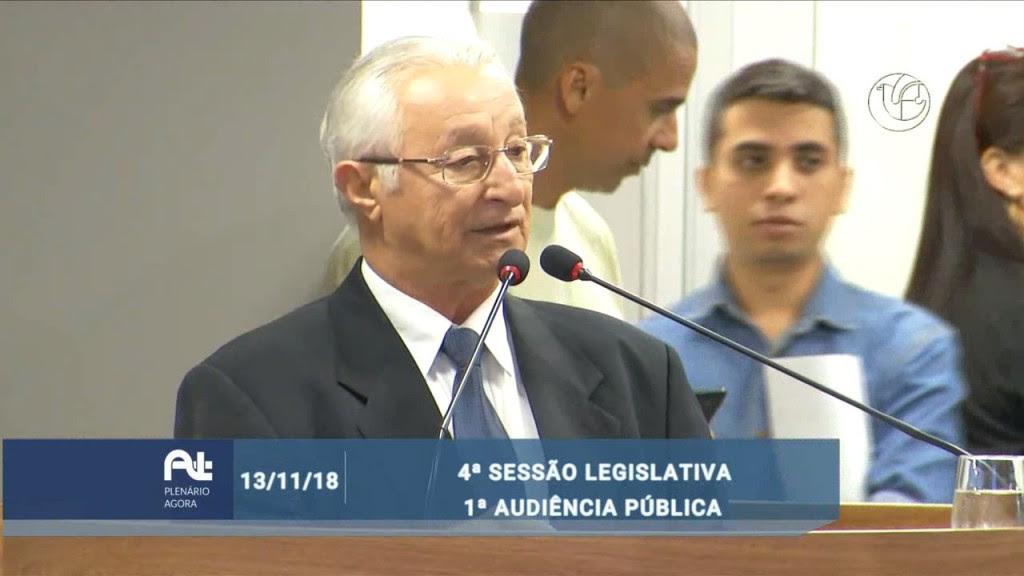 Anastácio defende valorização do funcionalismo estadual em orçamento para 2019