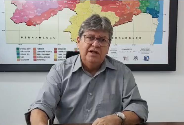 João Azevêdo participa de encontro de governadores do NE para definir prioridades que vão ao Congresso