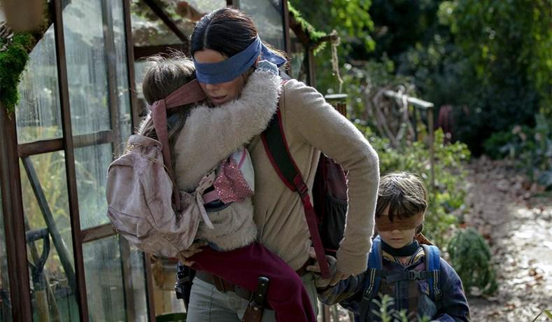 Bird Box: um bom filme para se ver depois do fim do ano