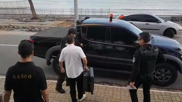 Carioca é preso em hotel de João Pessoa durante operação que apura fraude na Cruz Vermelha