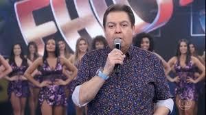 """Faustão chama Bolsonaro de """"imbecil e idiota"""" durante programa ao vivo"""