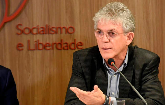 """""""Lula precisa ser libertado imediatamente"""", afirma Ricardo Coutinho"""