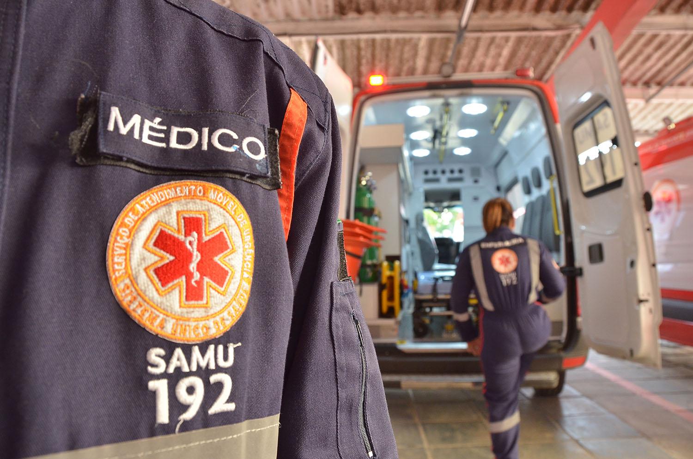 Ministério da Saúde autoriza doação de cinco novas ambulâncias para Samu de JP