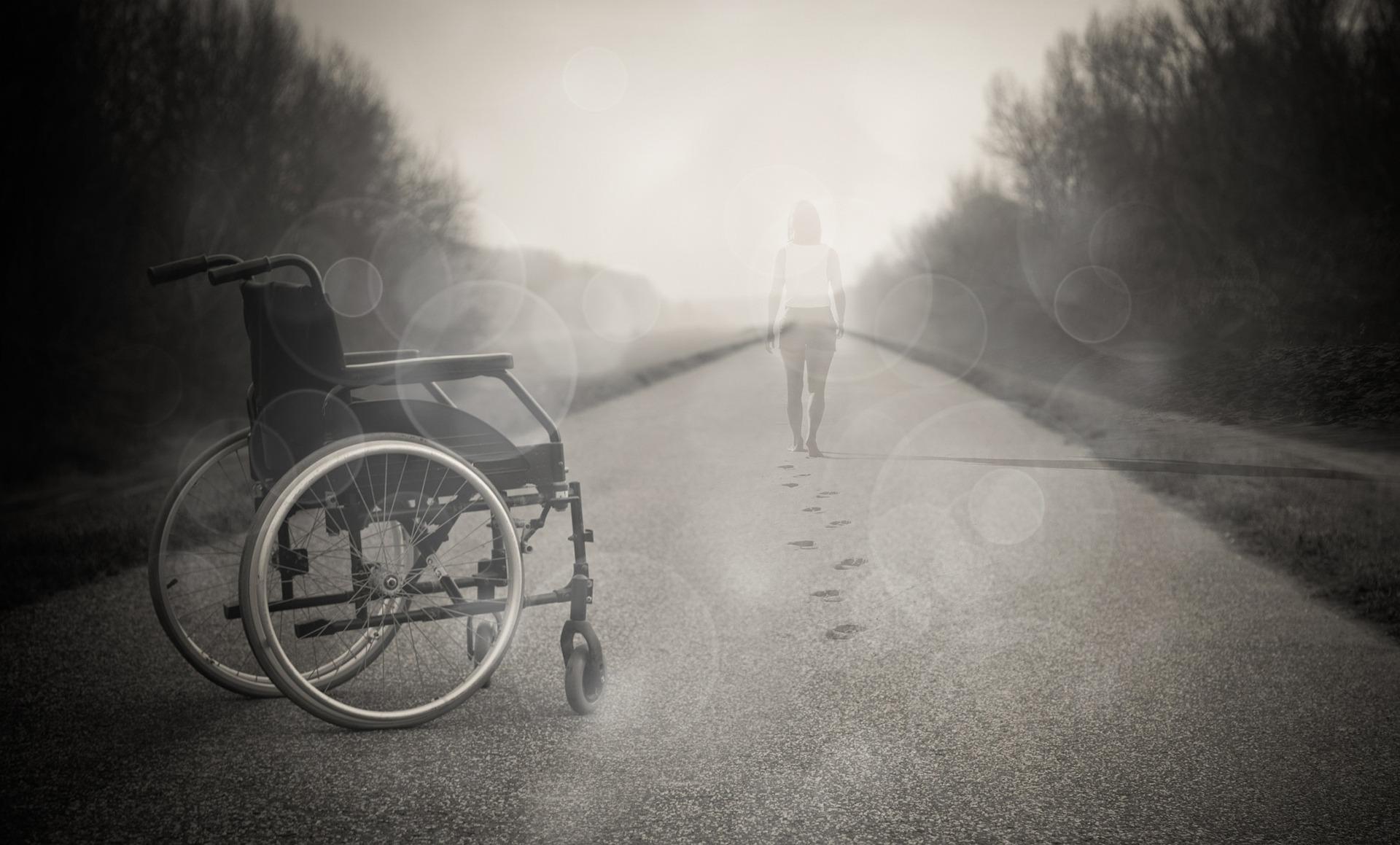 Cadeirante emocional