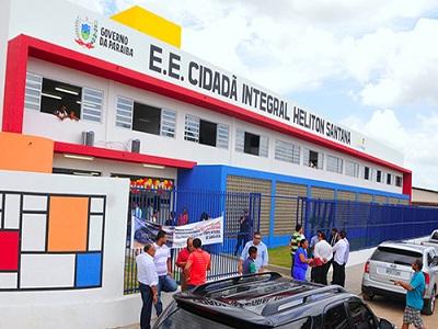 Experiência de ensino integral na Paraíba é destaque na Agência Brasil