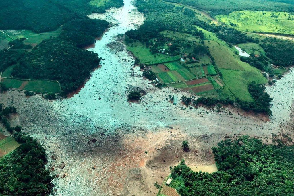 ONU lamenta tragédia causada por rompimento de barragem, em MG