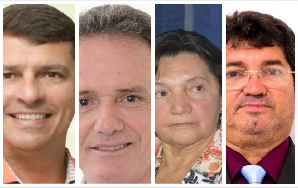 Candidatos a prefeito votam no turno da manhã, na eleição de Cabedelo