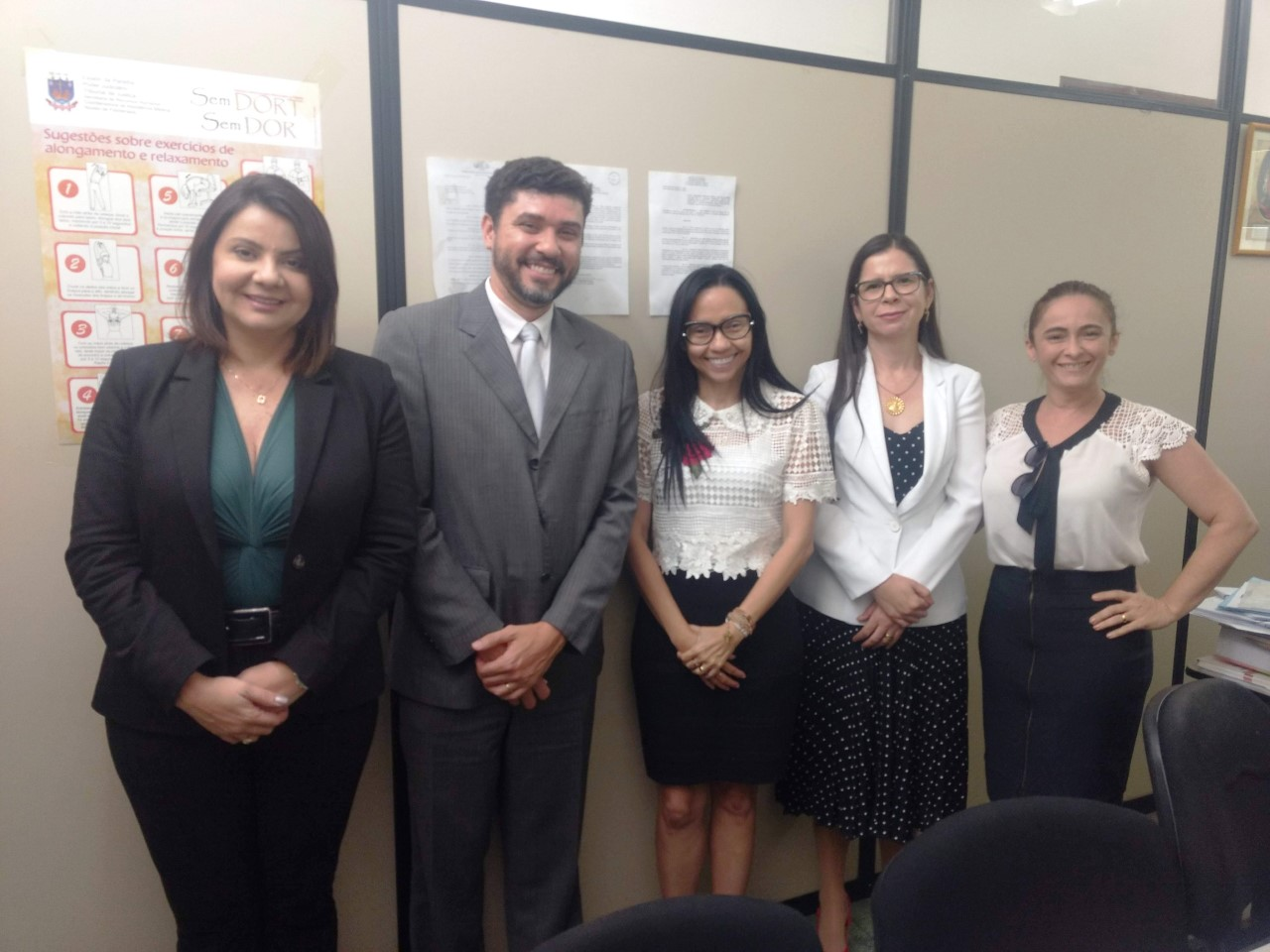 AMPB visita juízes que atuam no interior do Estado