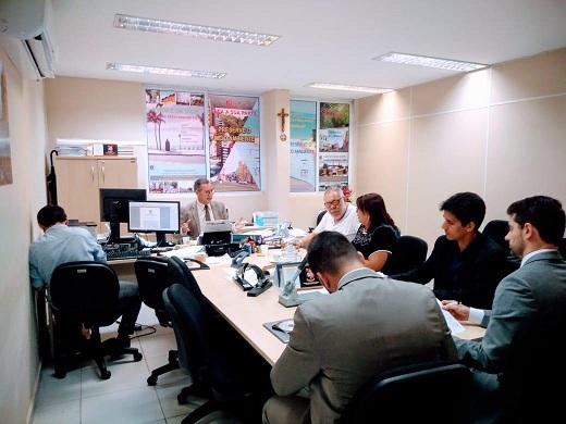 MP cobra acessibilidade e prefeitura se compromete a construir 335 rampas em JP