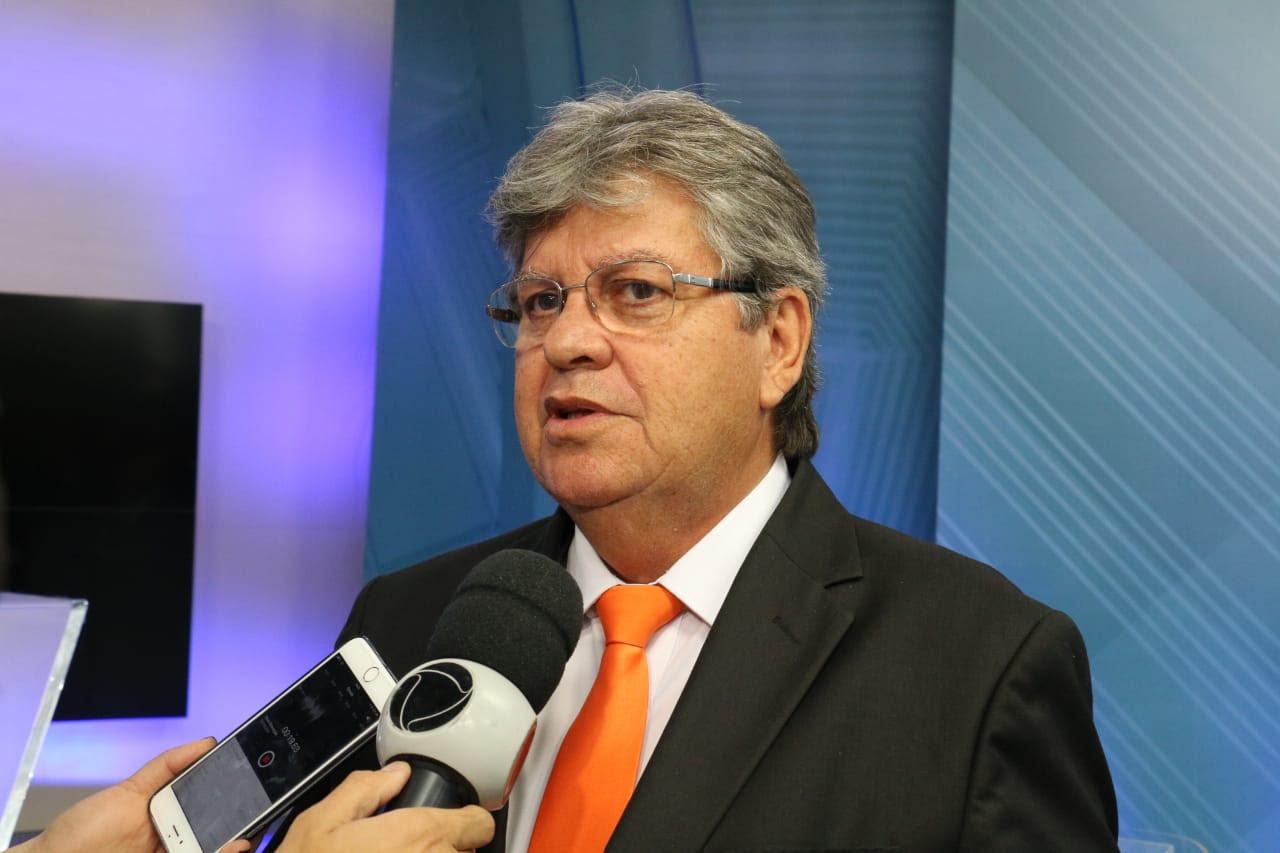 João Azevêdo realiza primeira inauguração de sua gestão nesta sexta-feira