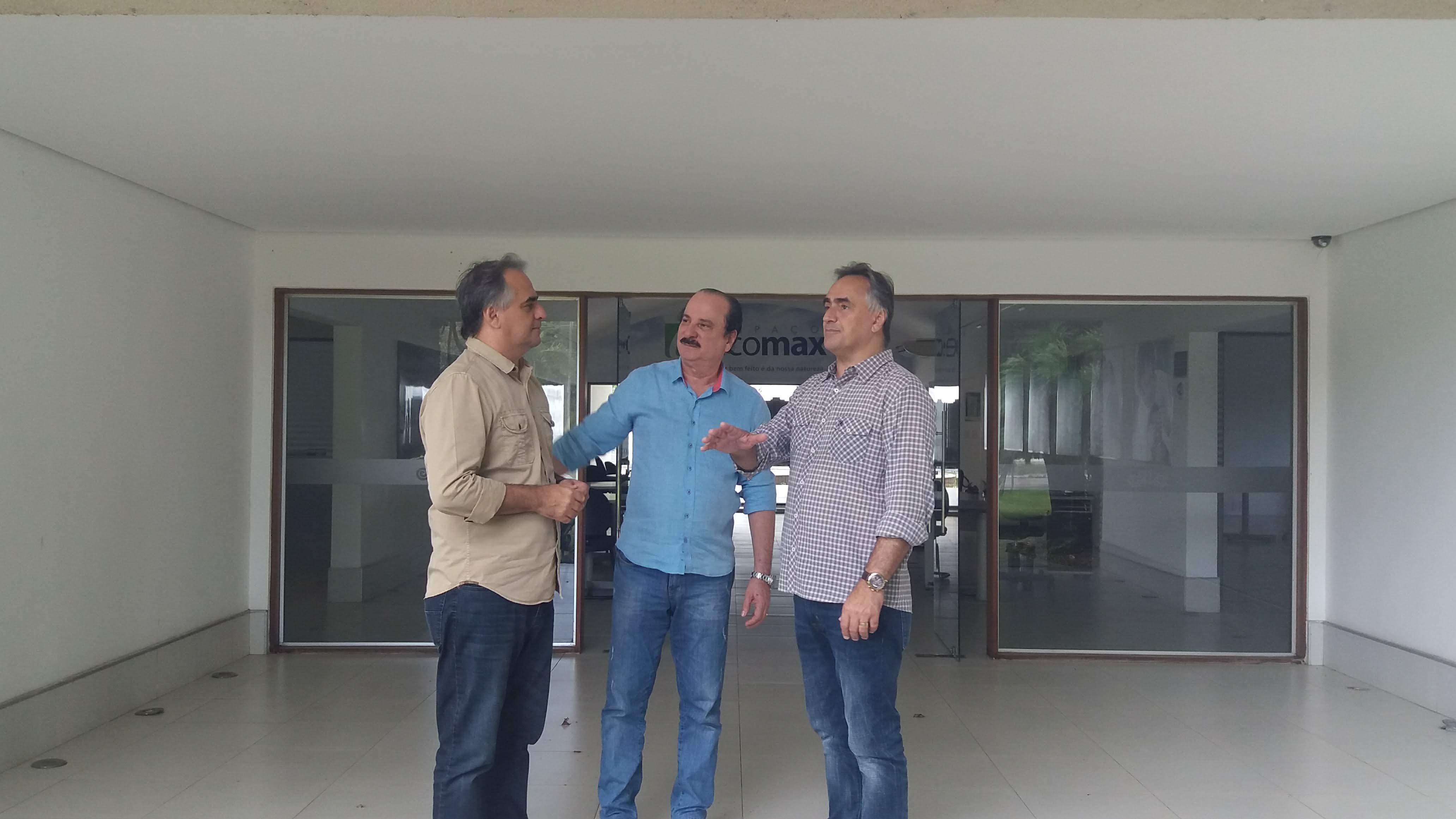 Cartaxo autoriza reforma e visita futuras instalações da Secitec e Extremotec