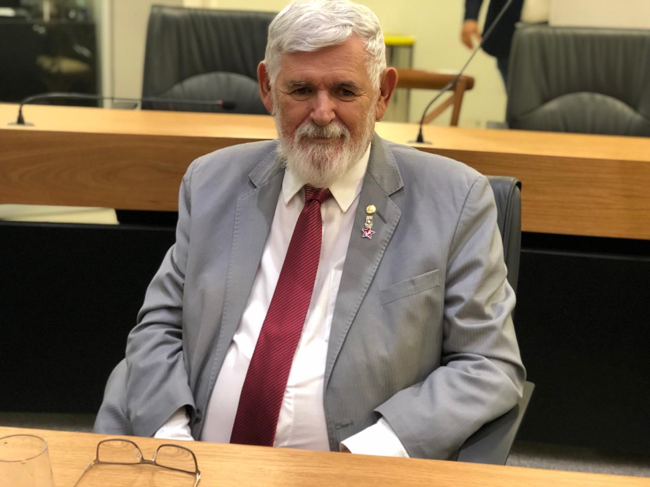Publicada nomeação de Luiz Couto para a Secretaria de Agricultura Familiar
