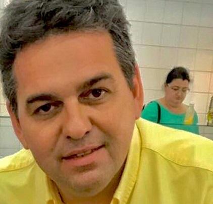 Fábio Carneiro é reconduzido ao comando do PRTB na Paraíba