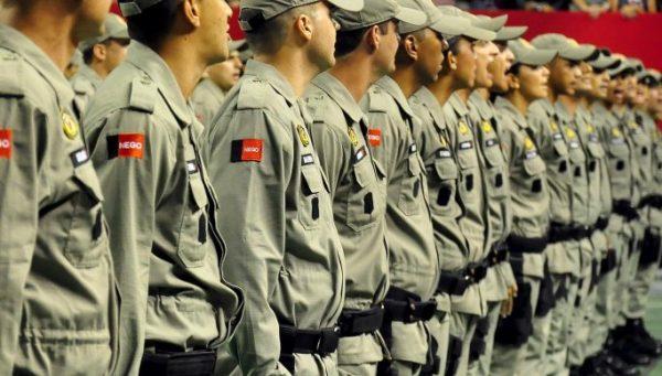 Governo prorroga concurso de soldados da Polícia Militar e Bombeiros