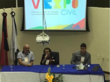 Diretores da Mútua participam de evento com estudantes de Engenharia da UEPB