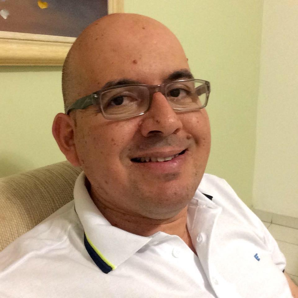 Morre aos 50 anos o publicitário e diretor do hospital da FAP, Hélder Macedo