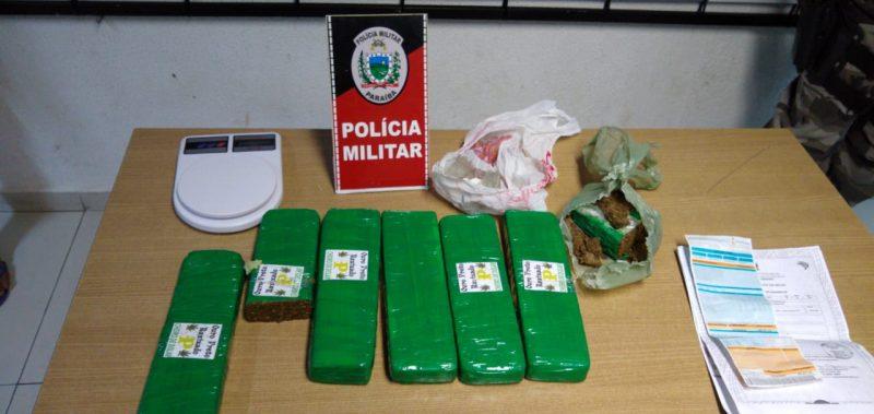Operação Renascer: Cinco quilos de drogas são apreendidas na zona sul da Capital