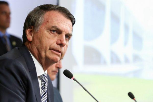 Bolsonaro critica protesto contra Congresso e STF no domingo