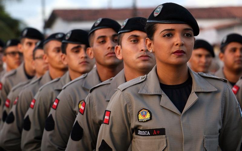 Candidatos ao CFO da Polícia Militar são convocados para exames psicológicos nesta sexta-feira