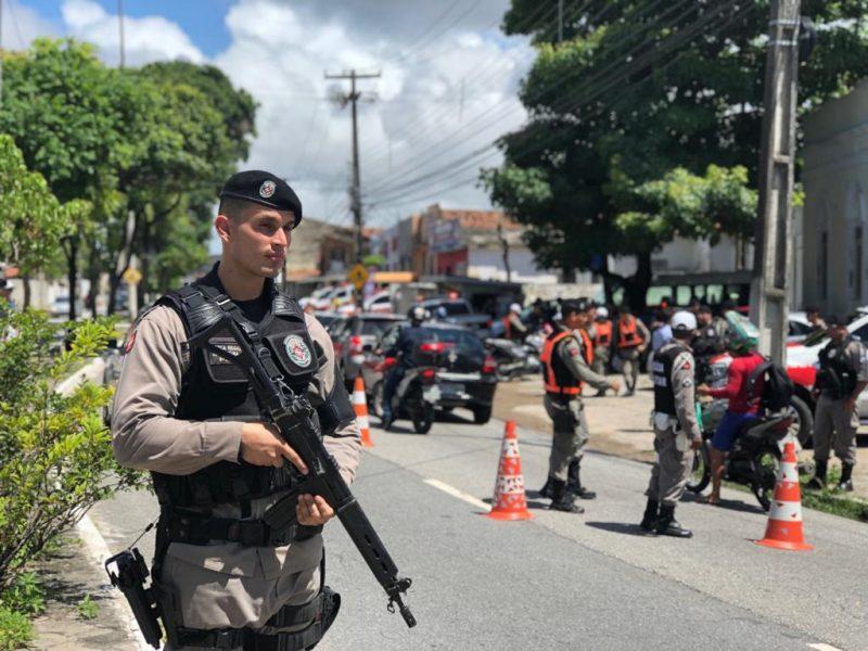 Operação Tiradentes prende 85 suspeitos de vários crimes na Paraíba