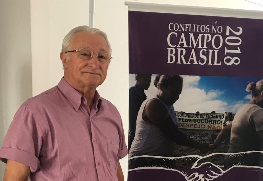 Frei Anastácio diz que violência no campo vai crescer mais no governo Bolsonaro