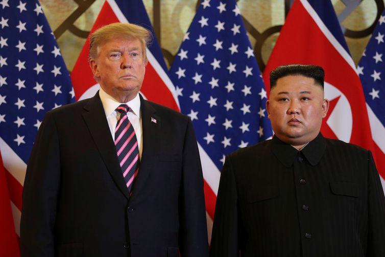Coreia do Norte diz estar aberta a terceiro encontro com EUA