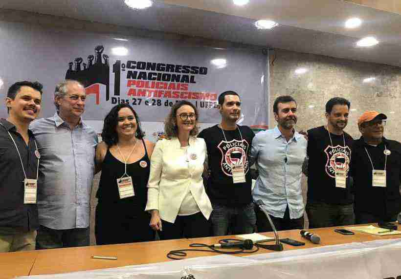 Ciro e Maria do Rosário batem boca por causa de Lula: 'Unidade é o cacete'