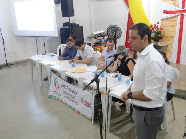 Audiência temática do Orçamento Participativo ouve moradores de Muçumagro