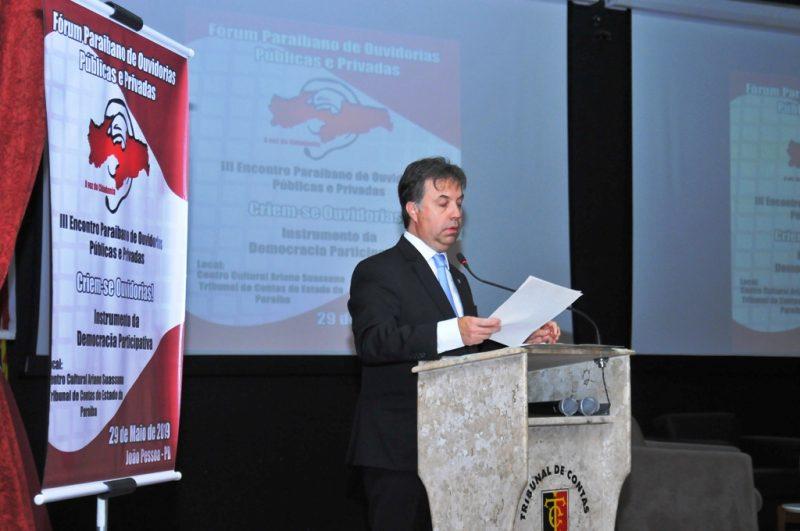 Apenas 60 prefeituras têm ouvidorias na Paraíba; TCE decide fixar prazo para instalação